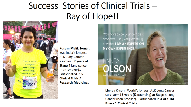 Clinical Trials - Ray of Hope